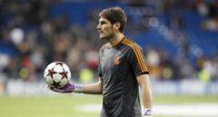 """Iker Casillas 'ficha' por el Real Madrid: """"Orgulloso de volver a casa"""""""