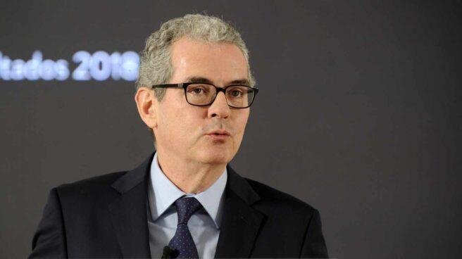 El presidente ejecutivo de Inditex, Pablo Isla.