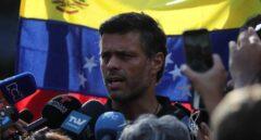 El opositor Leopoldo López vendrá a España tras dejar la embajada en Caracas