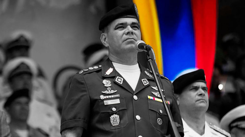 Vladimir Padrino López, ministro venezolano de Defensa.