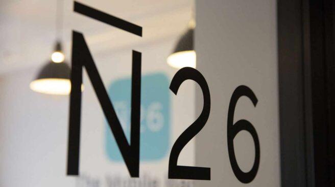 Oficina de N26 en Nueva York.