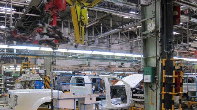 Factoría de Nissan en Barcelona.