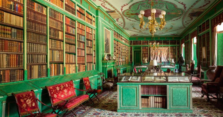 El Palacio de Liria.