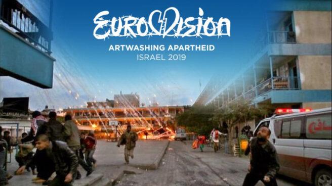 Campaña de boicot a Eurovisión en Israel #BoycottEurovision2019