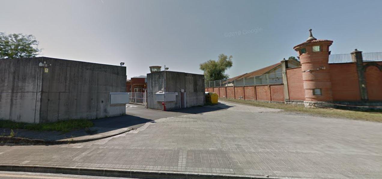 Cárcel de Bilbao-Basauri.