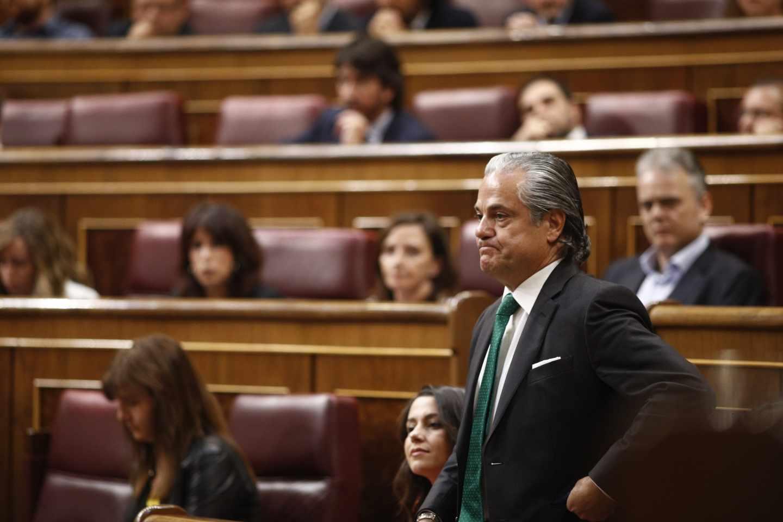 Marcos de Quinto, en el Congreso.