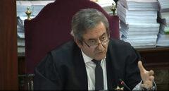 El fiscal Zaragoza, en el Supremo.