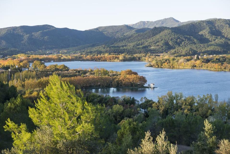 Estanyi de Banyoles (Girona)