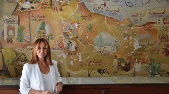 María Dueñas publicará 'Sira', la continuación de 'El tiempo entre costuras'