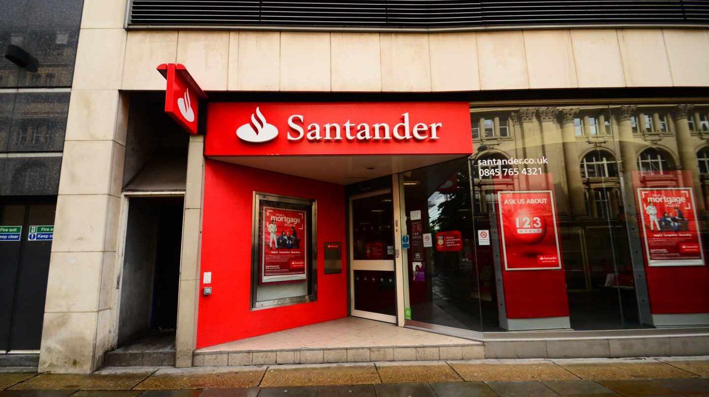 Oficina de Santander en Manchester
