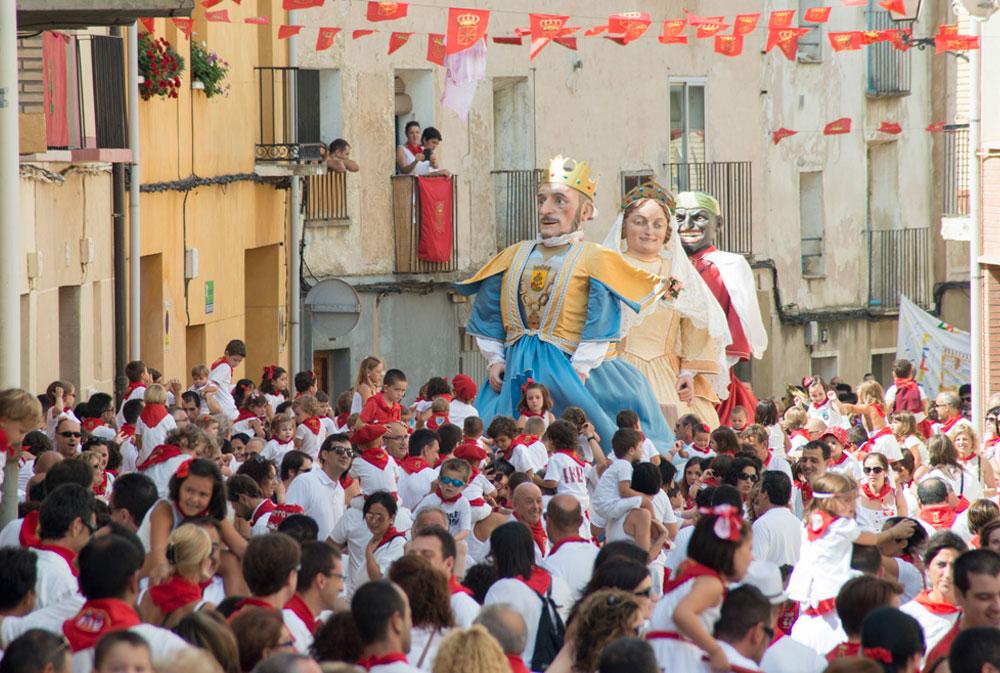 Fiestas de la Virgen de la Paz