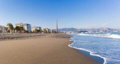 Este sería el aforo máximo de las playas de Málaga capital