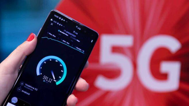 La nueva generación de móvil 5G.