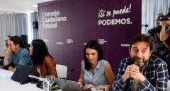 Montero amenaza a los barones de Podemos con primarias si cuestionan su liderazgo