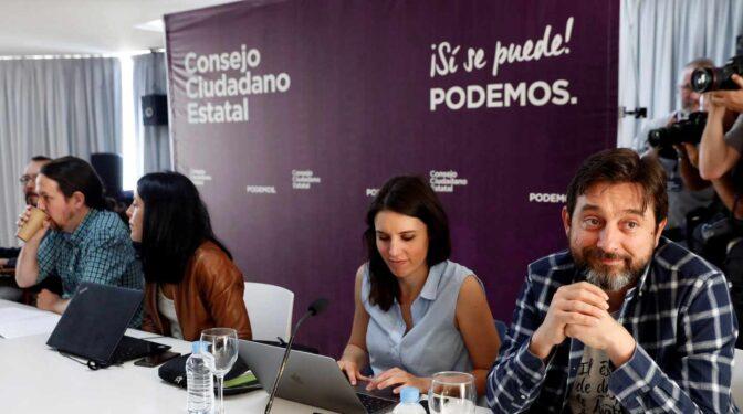 La Fiscalía pide ampliar la investigación a Podemos para saber por qué destinó 30.000 euros a una asociación