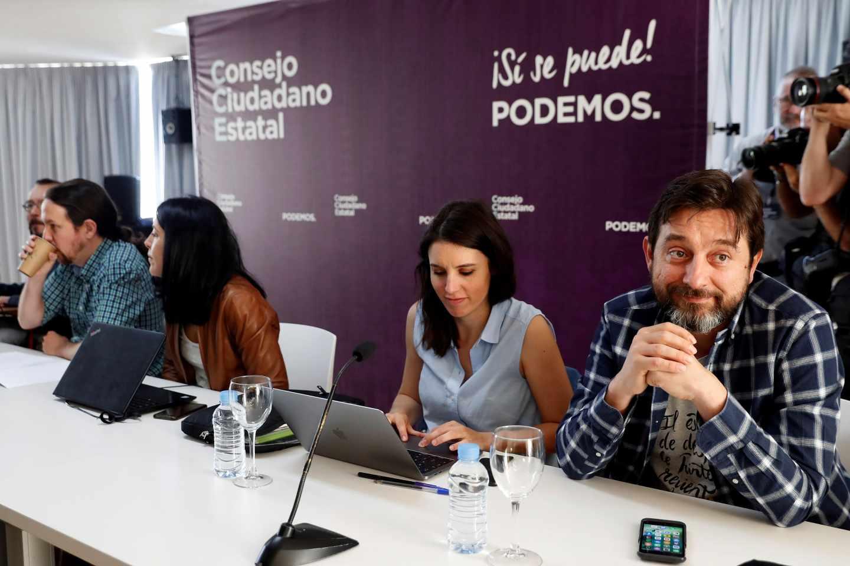 Consejo Ciudadano de Podemos.