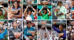 """""""Tendrá 65 años y seguirá ganando"""": las mejores frases sobre el dominio de Nadal en Roland Garros"""