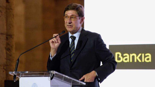 Goirigolzarri reconoce que no es buen momento para privatizar Bankia.