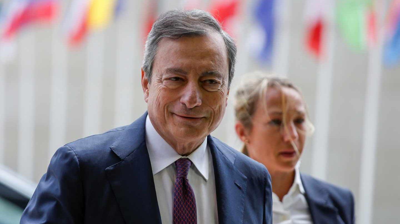 Los nuevos estímulos del BCE asustan a la banca e inquietan a Trump.