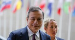 Los nuevos estímulos de Draghi asustan a la banca y molestan a Trump