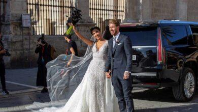 Las mejores fotos de la boda de Sergio Ramos y Pilar Rubio