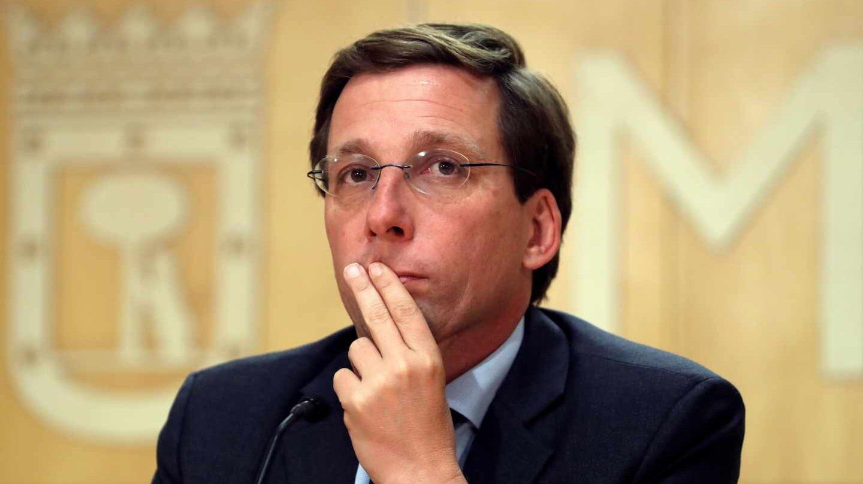 El recién elegido alcalde de Madrid, José Luis Martínez Almeida