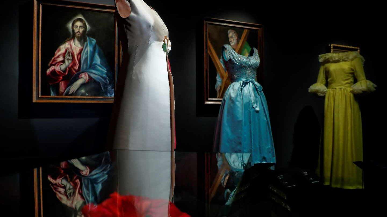 Exposición Cristóbal Balenciaga en el Thyssen.