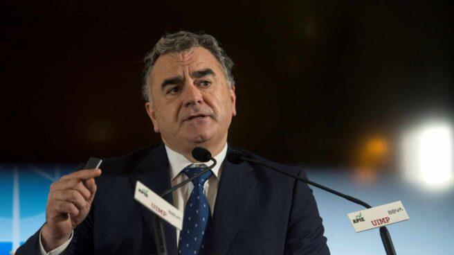 El Consejero Delegado de BME, Javier Hernani
