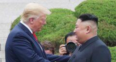 Donald Trump y Kim Jong-un, encuentro histórico en la frontera entre las dos Coreas