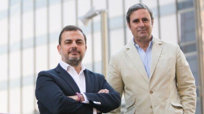 Rafael Peña y Hernán Cortés, gestores de Adriza Neutral.