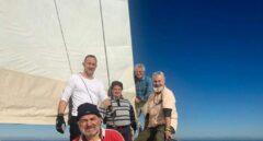 Tras la estela de Elcano 500 años después: la vuelta al mundo salvando el mar del plástico