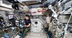 La tripulación de la Estación Espacial Internacional se encierra en la zona rusa tras una fuga de aire