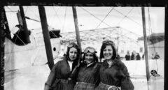 Cien años de aviación comercial en España