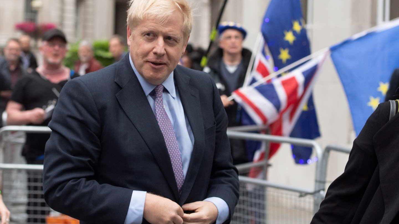 Boris Johnson es el favorito para suceder a Theresa May como líder conservador y primer ministro.