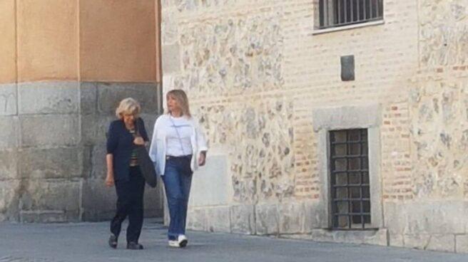 Manuela Carmena deja el Ayuntamiento de Madrid.