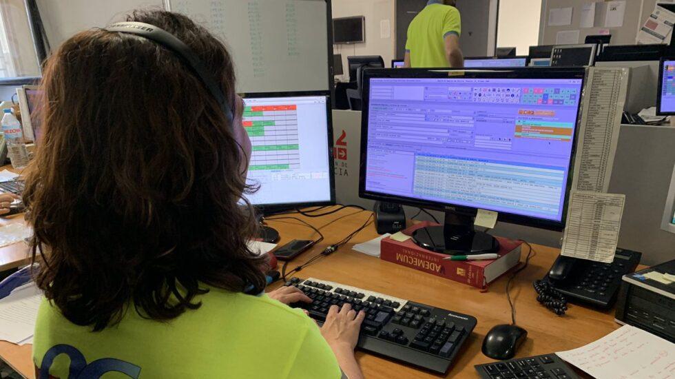 Servicio de Emergencias de la Región de Murcia.