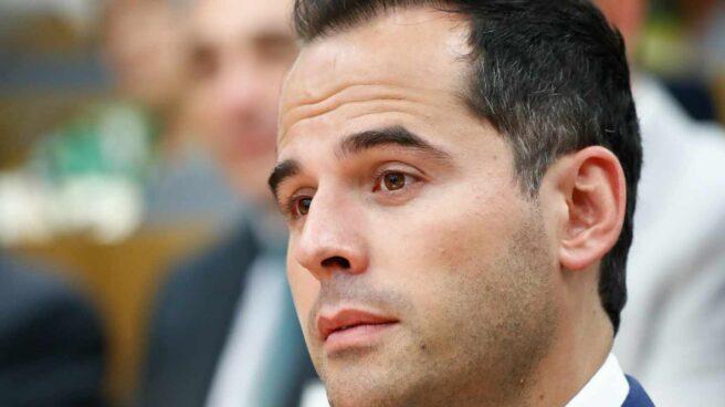 El candidato a la presidencia de la Comunidad de Madrid, Ignacio Aguado.