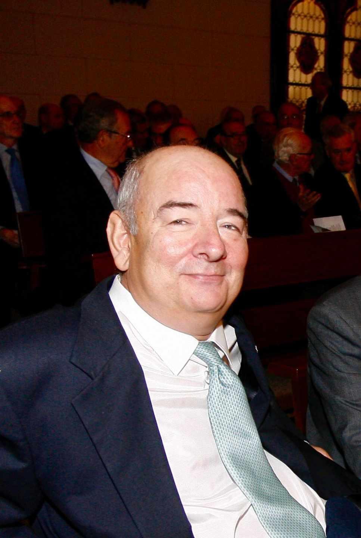 El ex fiscal jefe de la Audiencia Nacional, Eduardo Fungairiño
