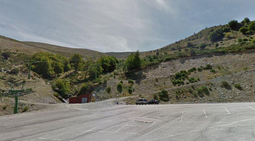 Estación de esquí de Valdezcaray (La Rioja).