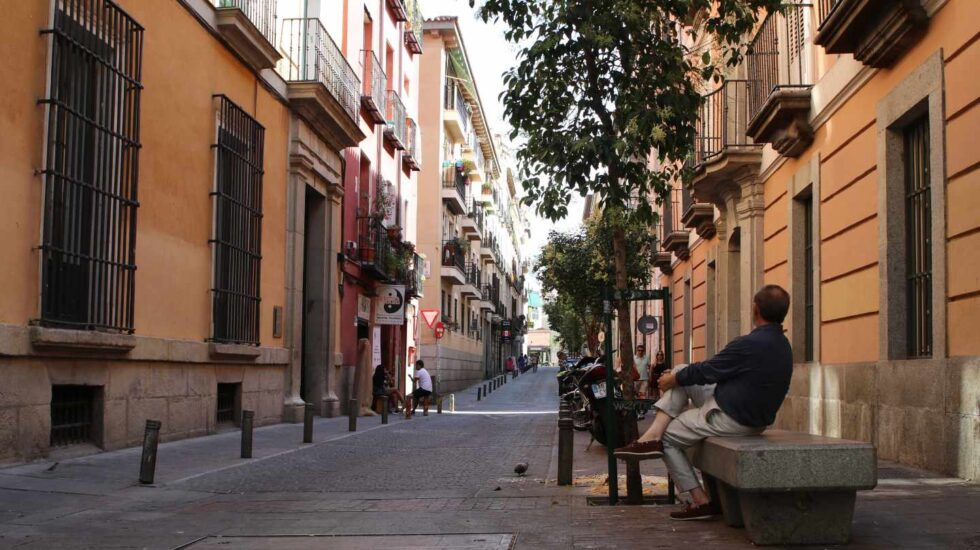 La zona de Huertas volverá a abrir sus calles a todos los coches