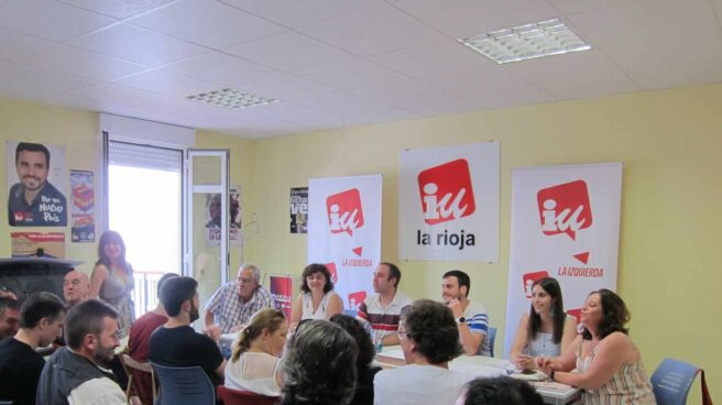 Consejo Regional de Izquierda Unida en La Rioja.