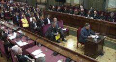 Companys se impone a los condenados del 1-O un año después de la sentencia