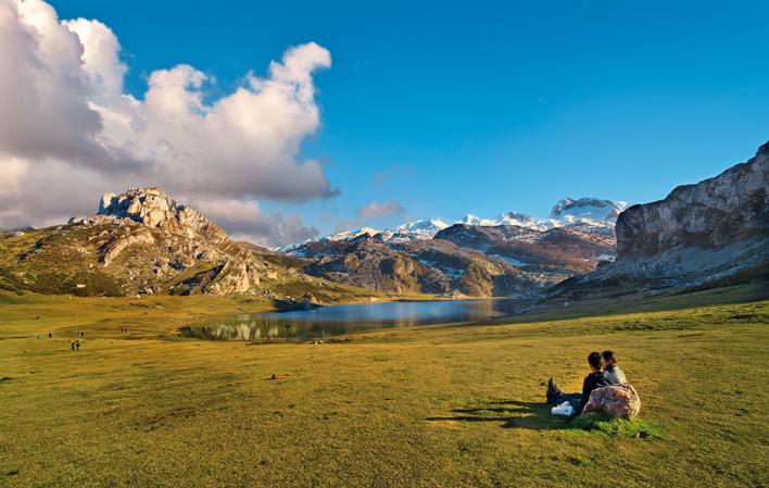 Lago Ercina (Asturias)