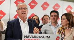"""Navarra Suma denuncia que el PSN quiere Pamplona con el apoyo de """"una acusada de organización terrorista"""""""