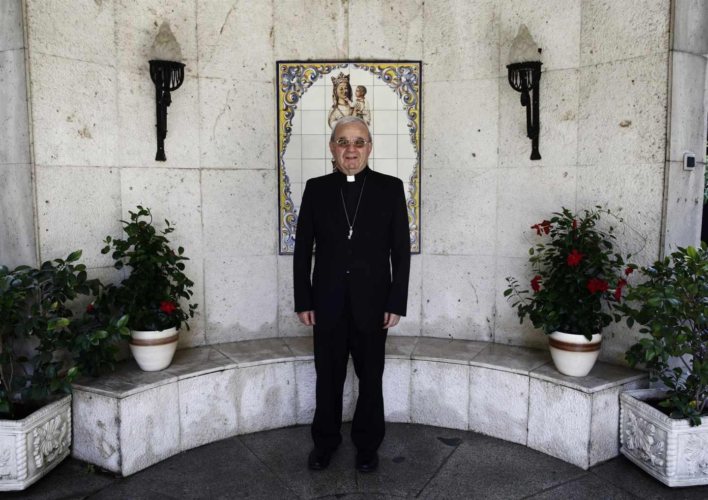 El nuncio del Papa en España, Renzo Fratini.