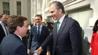 Vox transige con los presupuestos de Almeida pese a las tensiones en la legislatura