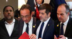 La Fiscalía recurrirá la semilibertad de los presos del 'procés' si la Generalitat la concede