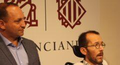 Pablo Iglesias maniobra para imponer a sus afines en cargos del Govern valenciano