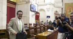 El líder andaluz de Vox cree que la sentencia de La Manada acabará en el Constitucional