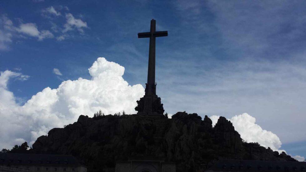 El Valle de los Caídos, en cuya basílica está enterrado el dictador Franco desde noviembre de 1975.